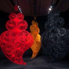 Portuguese hearts - Joana Vasconcelos