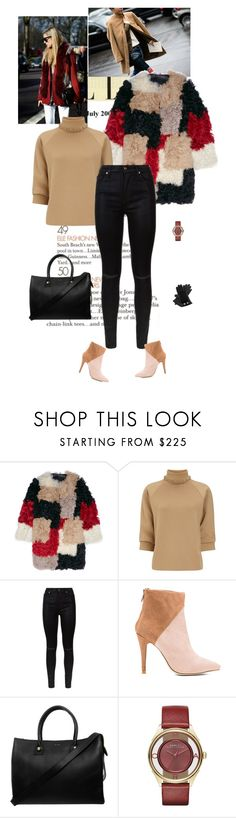 """Look of the day"" by ketp on Polyvore featuring мода, Marni, J.W. Anderson, 7 For All Mankind, Raye, Paul & Joe, Marc by Marc Jacobs, Ted Baker и lookoftheday"