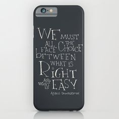 """Harry Potter """"Right and Easy"""" Phone Case ($35)   Harry Potter Fans Will Freak Over These Phone Cases   POPSUGAR Tech"""