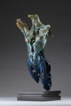 Angel Rampel | Blake Ward | Blake Sculpture #sculpture #sculptureart