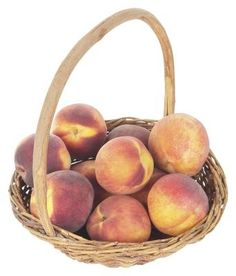 How to Peel Peaches With Water