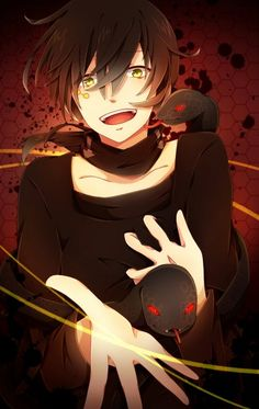 Kuroha | Mekakucity Actors #anime