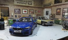1:18 BMW M5 F10 Paragon diecast