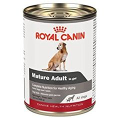 Royal Canin Canine Health Nutrition Mature Adult In Gel Canned Dog Food (Case of 12/1), 13.5 oz ~ You could get additional details at the image link. (This is an affiliate link and I receive a commission for the sales)