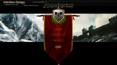 Anderwelt Game Interface by Warl