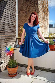 Vielen Dank an Susi für die schönen Fotos und den Bericht! ♥ #FacebookAktion #Kleid #GoFuture