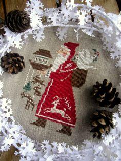 Lacomtesse&lepointdecroix: E' sempre Natale