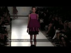 Watch the Temperley London catwalk show for spring/summer 2014 at London Fashion Week