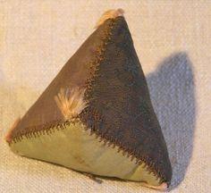 1830's Silk Pin Cushion