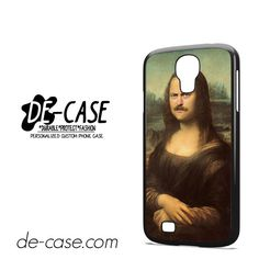 Ron Swanson Monalisa DEAL-9319 Samsung Phonecase Cover For Samsung Galaxy S4 / S4 Mini