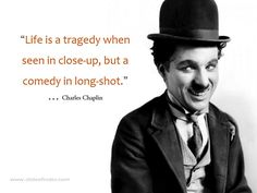 Motivational and Inspirational Charlie Chaplin Quotes on Behance