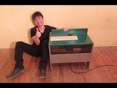 Como Hacer Mesa Casera Para Fresadora Muy Facil - YouTube