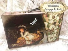 Decoupage Art Studio