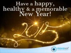 Time to Welcome New Year-2015