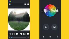 Aplicativo para fotografar AfterLight