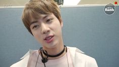 [BANGTAN BOMB] Jin's chatter time @ M countdown comeback stage of 'Sprin...