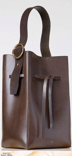 Céline Seau Side Ring Bag
