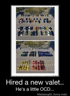 this is why i got fired from my last job, a parking valet