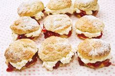 Learn to make tea sandwiches, scones and more for your afternoon tea party or gathering.