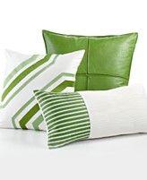 Hotel Collection Modern Trellis Decorative Pillows
