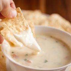 This is a great Queso Blanco recipe that tastes just like a restaurants queso!