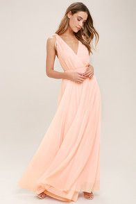 Some smooches are sure to come your way in the Sweetest Kiss Blush Pink Strapless Maxi Dress! Woven poly shapes this stunning, strapless dress, with hidden no-slip strips, a princess seamed bodice, and a cascading maxi skirt with ruffled detail. Hidden back zipper/clasp.