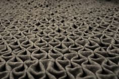 Textiles continue to pump up the surface volume. I've been spotting an abundance of folding and tucking going on and you can even throw in a little bit of cutting (as in laser) creating sophisticated 3-D structures. Fashion, bedding, lighting, floor coverings, window coverings and upholstery, are a few of the product categories undergoing neat …