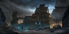 ArtStation - Stronghold, Jordan Grimmer