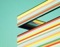 Spektrum Eins by Matthias Heiderich, via Behance