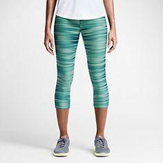 Nike Legend 2.0 Swift Tight Women's Training Capris. Nike Store