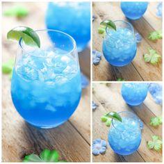 blue margaritas collage 2