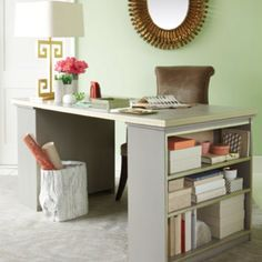 Marthastewart.com. A desk I might be able to afford..