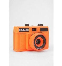 orange Holga