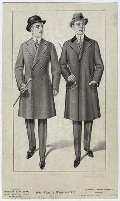 1915 -- fall & winter -- 1916