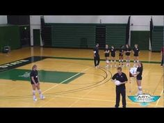 Art of Coaching Volleyball - Setting (Portland Clinic) Appearance by Russ Rose Volleyball Passing Drills, Volleyball Warm Ups, Volleyball Skills, Volleyball Practice, Volleyball Setter, Volleyball Training, Volleyball Workouts, Volleyball Quotes, Coaching Volleyball