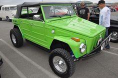 thing? Volkswagen 181, Hot Vw, 4x4, Sand Rail, Vw Cars, Vw Beetles, Automotive Design, Cool Cars, Dream Cars