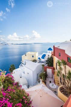 Autumn in Oia village, Santorini island, Greece. - selected by www.oiamansion.com