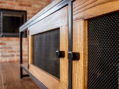 Drewniane meble w salonie (48308)