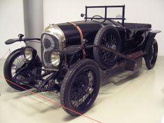 Bentley 3L Sport - 1st at Le Mans 1924