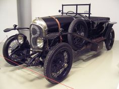 Bentley 3L Sport - 1st at Le Mans 1924