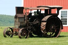 Auction Results from the Lake Side Farms Tractor and Engine Collection by Aumann Auctions