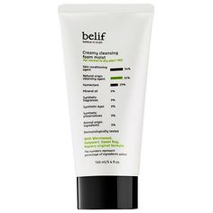 What it is:A vitamin-C packed creamy foam cleanser with natural herbs that gently yet effectively remove makeup and impurities while hydrating the skin. What it is formulated to do:This luxurious cleanser is a unique blend of time-tested apothecary Best Facial Cleanser, Facial Cleansers, Face Cleanser, Hormonal Acne Remedies, Coconut Oil Hair Mask, Best Acne Treatment, Acne Treatments, Natural Exfoliant, Best Face Products