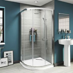 Best 10 Wonderful Shower Cubicles Small Bathrooms Inspiration