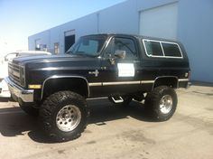 1987 Chevy Blazer   For sale $8000