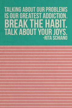 ....and Spiritually Speaking: Attitude