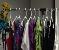 #SpringGreen Closet 1: Flip your hangers the other way after you wear clothing. Whatever's still unworn after 60 days should be #recycled with ATRS!