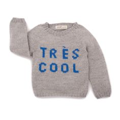 Tres Cool Sweater #iwantbabies