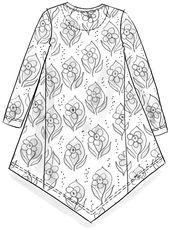 Mode-Kollektion | Gudrun Sjödén