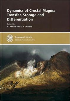 #nabibgeo Dynamics of crustal magma transfer, storage and differentiation / edited by Catherine Annen and George F. Zellmer. London : Geological Society, 2008 [DATA: 24/01/2013]. At what rates and through what mechanisms do magmas ascend through the Earth's crust? What is the nature of magma reservoirs? Where does magma differentiation take place and what are its mechanisms? What is the relationship between subsurface processes and volcanism? Annen (U. of Geneva, Switzerland) and Zellmer...
