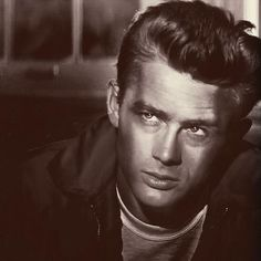 James Dean. great method actor